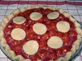 Family Favorites...Crisscross Cherry Pie