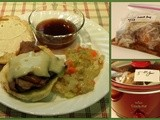 Family Favorites...French Onion Beef Au Jus
