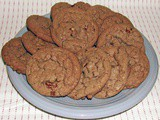 Family Favorites...German Chocolate Toffee Cookies