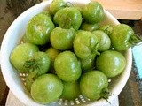 Family Favorites - Green Tomato Pie