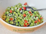 Family Favorites...Green Tomato Salsa