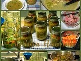 Family Favorites...Home Canned Split Pea Soup