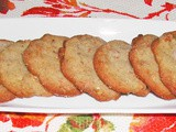 Family Favorites...Honey Roasted Peanut Crisps
