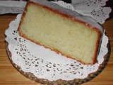 Family Favorites ..Lemon Yogurt Pound Cake