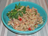 Family Favorites...Macaroni Tuna Salad