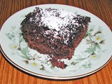 Family Favorites...Make in the Pan Chocolate Cake