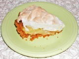 Family Favorites...Myrna's Lemon Meringue Pie