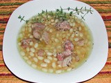 Family Favorites...Navy Bean Soup
