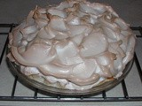 Family Favorites...Orange Meringue Pie