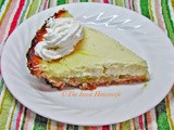 Family Favorites...Pina Colada Icebox Pie