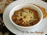 Family Favorites...Simpler French Onion Soup
