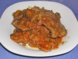 Family Favorites...Swiss Steak with Chili Sauce
