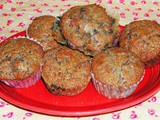 Family Favorites Tri-Berry Muffins