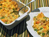 Family Favorites...Tuna, Macaroni and Egg Casserole