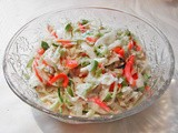 Five Vegetable Cole Slaw