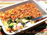From the Garden...Broccoli Ham Hot Dish