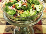 From the Garden...Broccoli Salad