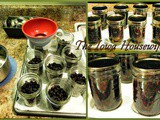 From the Garden...Home Canned Black Beans