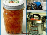 From the Garden...Home Canned Carrots