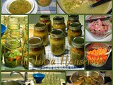From the Garden...Home Canned Split Pea Soup