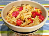 From the Garden...Iowa Corn Pasta Salad