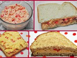 From The Garden...Pimento Cheese Spread