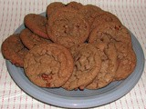 German Chocolate Toffee Cookies
