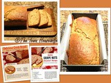 Grape Nuts Bread