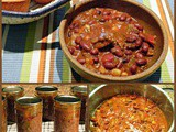 Hamburger Mix Chili and Beans