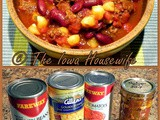 Hamburger Mix Easy Pantry Chili