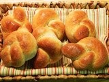 Herbed Garlic Rolls
