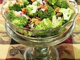 Holiday Broccoli Salad