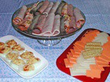 Holiday Entertaining...Meat and Cheese Trays