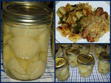 Home Canned White Potatoes