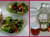 Homemade Salad Dressing Tips