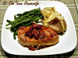 Honey-Pecan Pork Chops