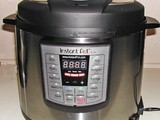 In the Kitchen...Electric Pressure cookers