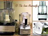 In the Kitchen...Food Processors