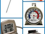 In the Kitchen - Kitchen Thermometers
