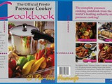 In the Kitchen...Stovetop Pressure Cooker Cookbooks