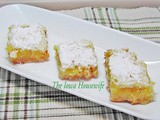 Ina's Lemon Bars