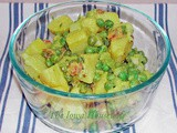 Lemon Thyme Potato Salad