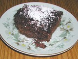Make in The Pan Chocolate Cake