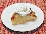 Martha's Pear Upside Down Cake