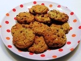 Oatrageous Chocolate Chip Cookies
