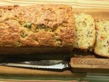 Olive Quick Bread