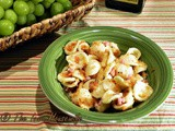 Orecchiette with Toasted Bread Crumbs