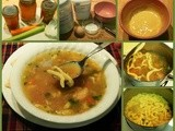 Our Grandma's Chicken Soup with Spätzli or Spaetzle