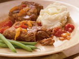 Saturday Thoughts... Good Housekeeping Swiss Steak with Raisins