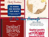 Saturday Thoughts...Thrifty Cookbooks